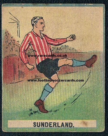 1925 Battocks colour Sunderland